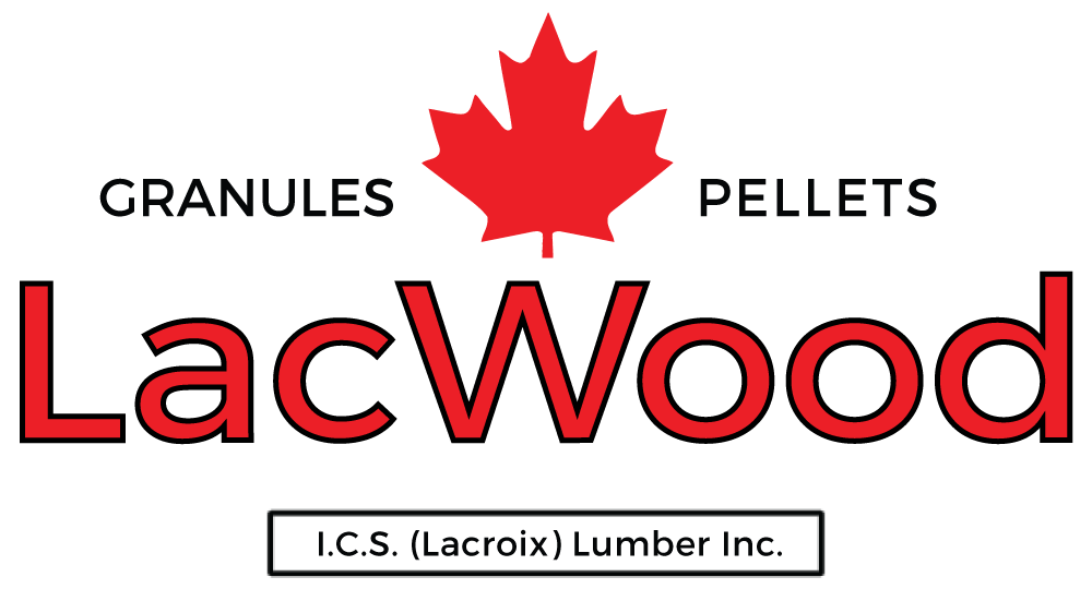 LacWood Wood Pellets - Granules de bois Lacwood
