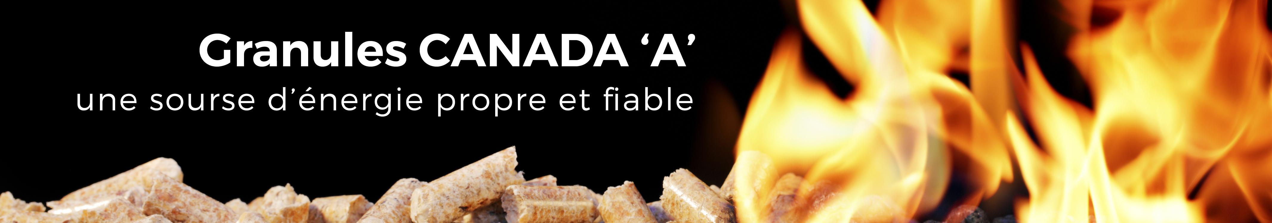 Granules pour chauffage - LacWood Premium Wood Pellets